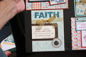 Faith Stamp Set