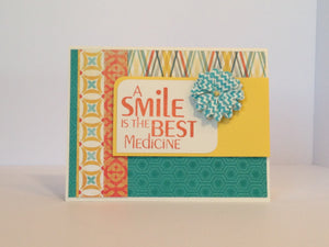 Get Well Smiles Stamp Set