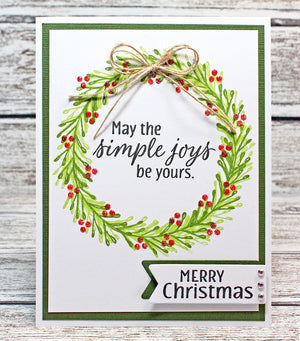 Holiday Magic (Totally Tracy) Stamp Set