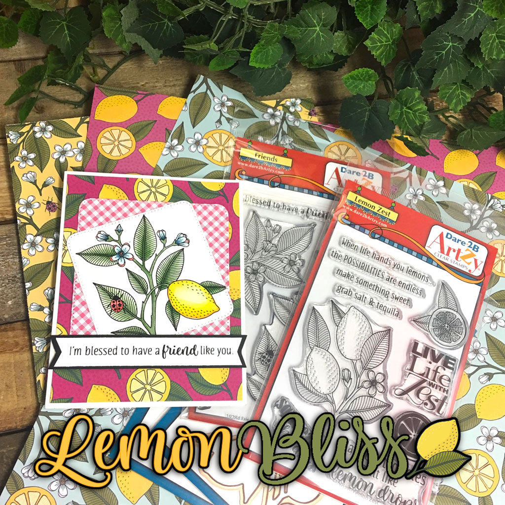 Lemon Bliss Collection Combo