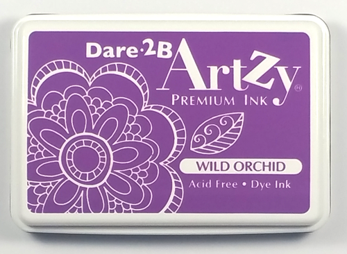Wild Orchid (Purple) Ink Pad