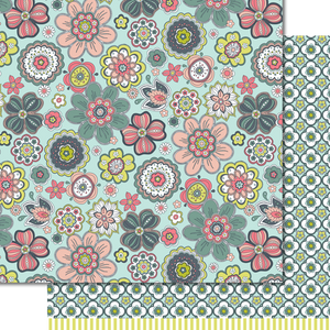 Blooms Paper Pack (15 Sheets)