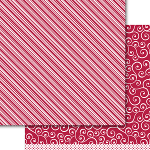 Artzy Doodles - Pomegranate Paper Pack (15 Sheets)