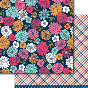 Pretty Petals Paper Pack (15 Sheets)