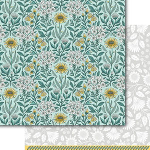 English Garden Paper Pack (15 Sheets)