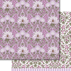 Breezy Berries Paper Pack (15 Sheets)