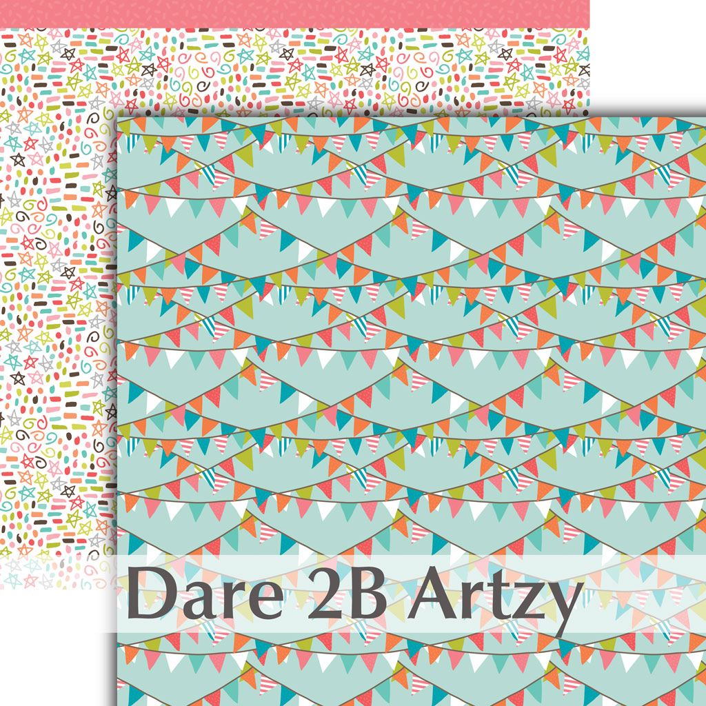 Banner Day Paper Pack (15 Sheets)