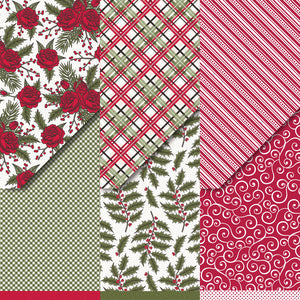 Holiday Bouquet Collection Variety Pack (12 sheets)