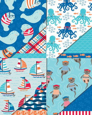 SEAS the Day Collection Variety Pack (16 sheets)
