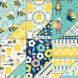 All the Buzz Collection Variety Pack (12 Sheets)
