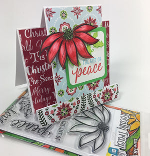 Holly Christmas (Totally Tracy) Stamp Set
