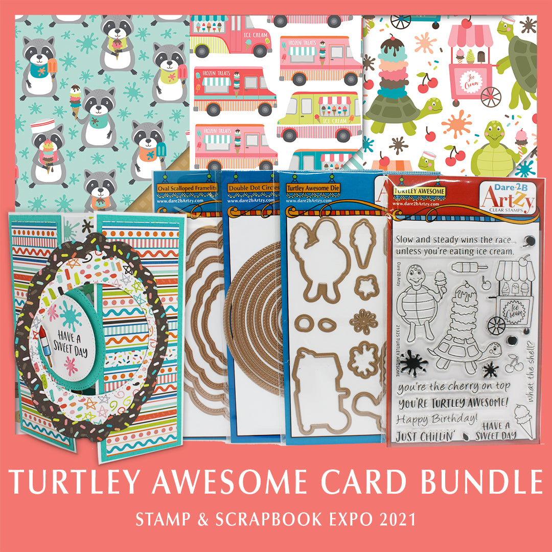 Turtley Awesome Card Bundle