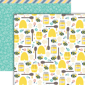 Buzzy Beez Paper Pack (15 Sheets)