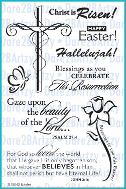 Easter Stamp Set
