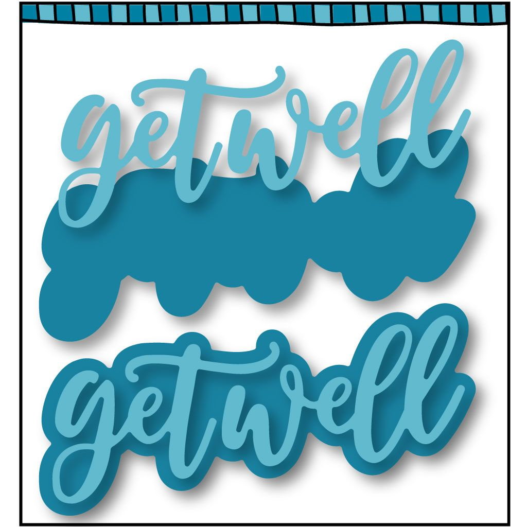 Get Well Layered Die
