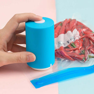 Portable Mini USB Manual Food Vacuum Sealer