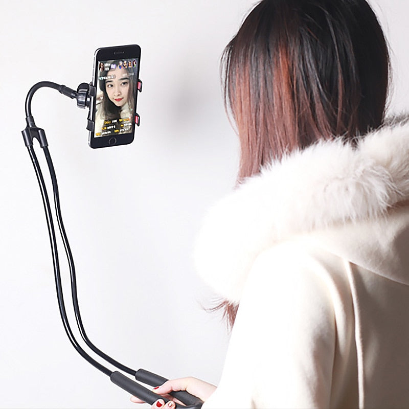 360 Degree Mobile Phone Lazy Hanging Holder
