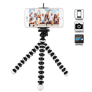 Flexible Octopus Gorillapod Tripod Stand For Smartphones