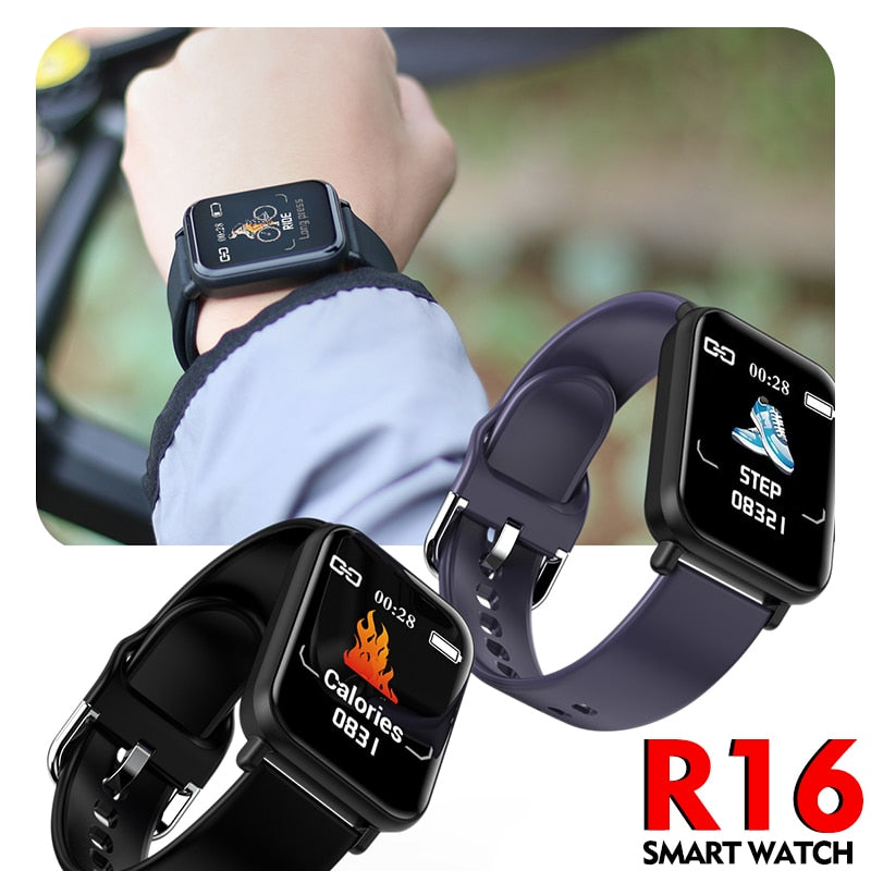 New Smart Waterproof Full Touch Android Watch