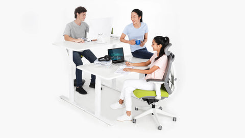 Image of Ergonomic Executive Chair For Desk And Computer