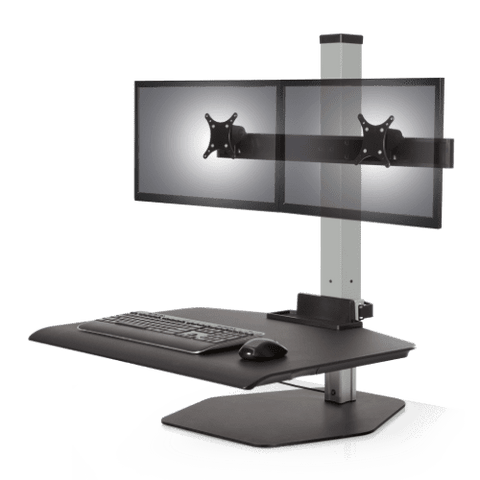 Image of Winston Workstation® Dual Freestanding Sit-Stand