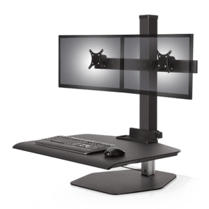 Winston Workstation® Dual Freestanding Sit-Stand