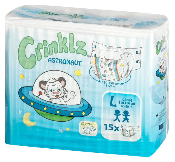 Crinklz Super CASE