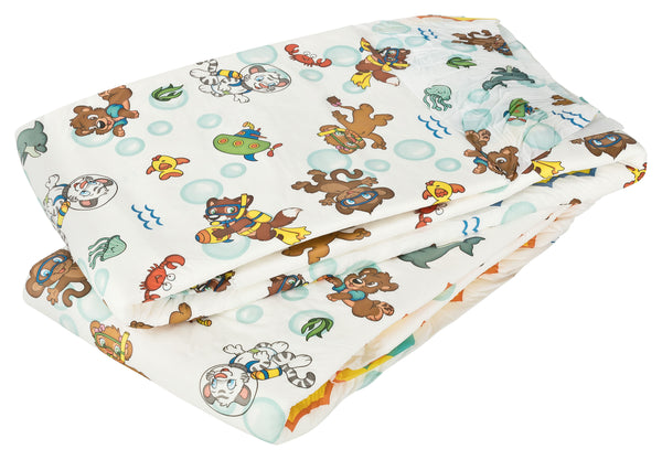 Crinklz Aquanaut Single Diaper Sample