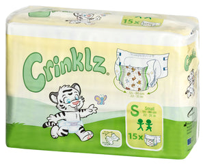 Crinklz Original Adult Diapers