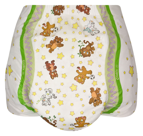 Crinklz Original Single Diaper Sample