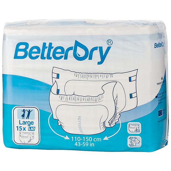 BetterDry Single Diaper Sample