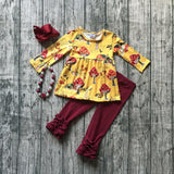 Farm Scene Bell Bottoms Outfit [NEW!]