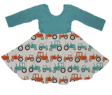 Tractor Parade Dress [NEW!]