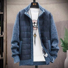 Load image into Gallery viewer, Men's Knitted thicken Sweater Casual Cardigan