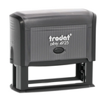 Self Inking Rubber Stamp.