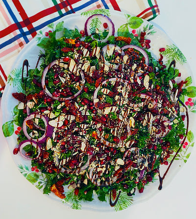 🥗 Perfect Winter Kale Salad 🥗