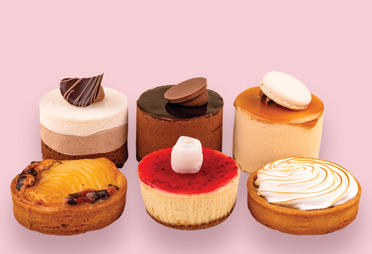 Collection of Pastries