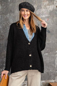 Sway Low Oversized Cardigan