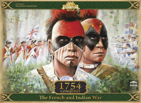 1754 Conquest French & Indian War