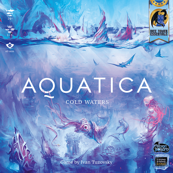 Aquatica Cold Waters Expansion