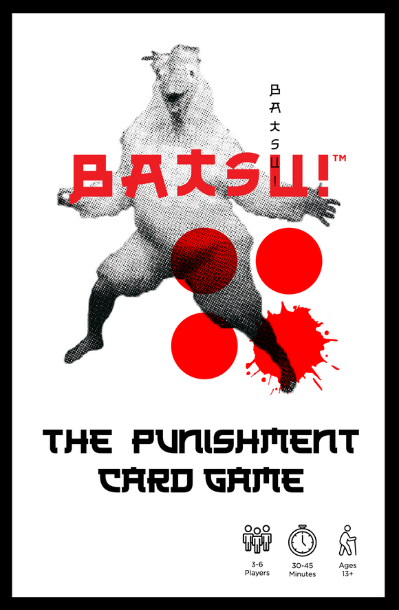 Batsu The Punishment Card Game