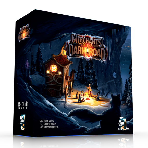 Merchants of the Dark Road Deluxe Edition
