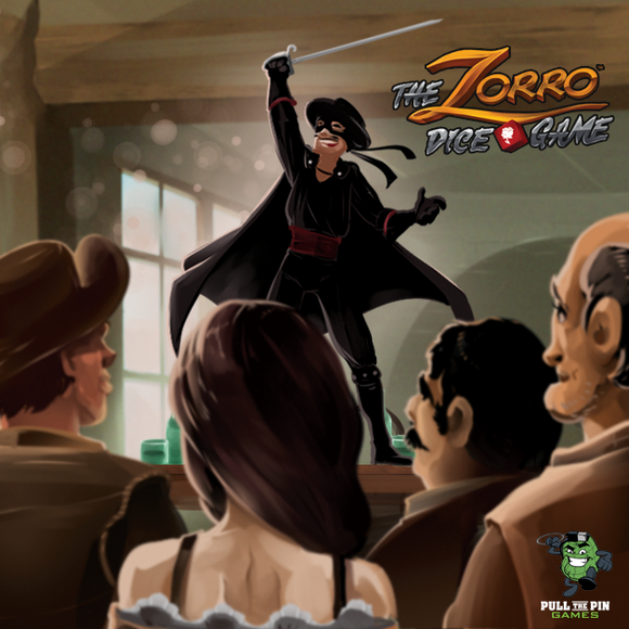 Zorro the Dice Game