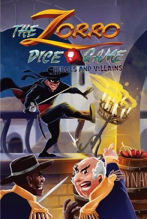 Zorro the Dice Game: Heroes and Villains Expansion