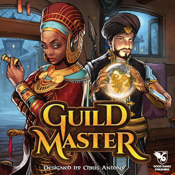 Guild Master game from Good Games Publishing