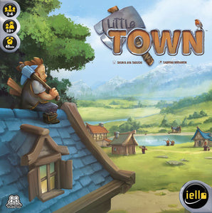 Little Town Box Cover