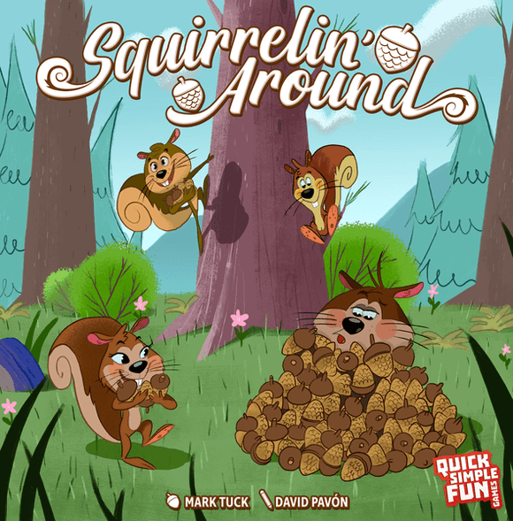 Squirrelin' Around