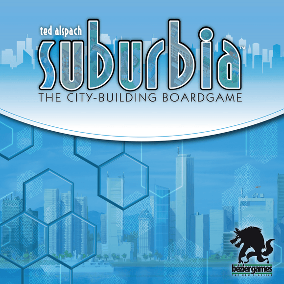 Suburbia Second Edition
