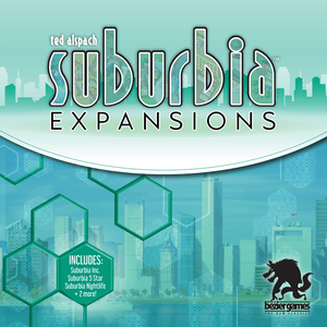 Suburbia Expansions for Second Edition