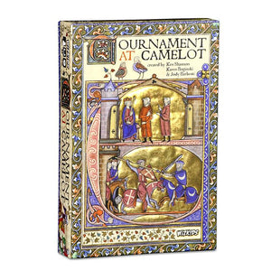 Tournament at Camelot Card Game